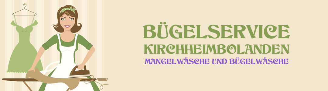 Bügelservice Kirchheimbolanden
